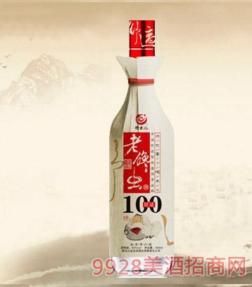 老馋虫舒适100酒