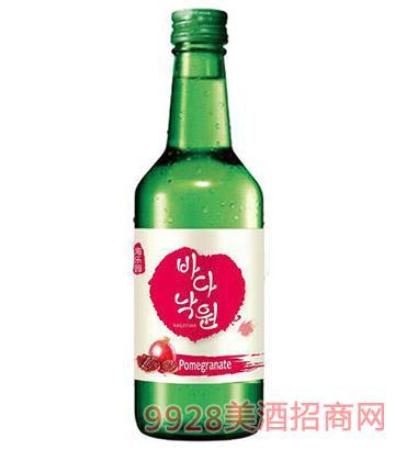 海乐园韩国清酒-石榴味