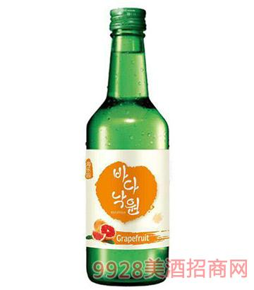 海乐园韩国清酒-葡萄柚味