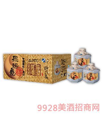 泉阳龙坛酒(小坛)