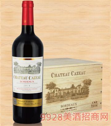 卡佐城堡红葡萄酒:卡佐城堡红葡萄酒价格,卡佐