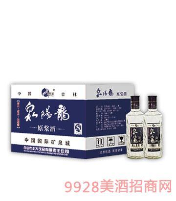 泉阳龙原浆酒38度(螺纹)