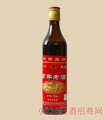 莫干湖-百年老酒六年陈酿500ml