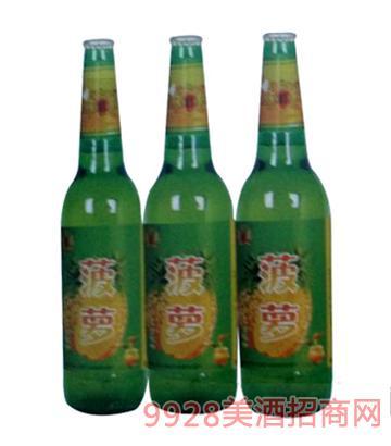 青源菠萝啤啤酒11°P500ml