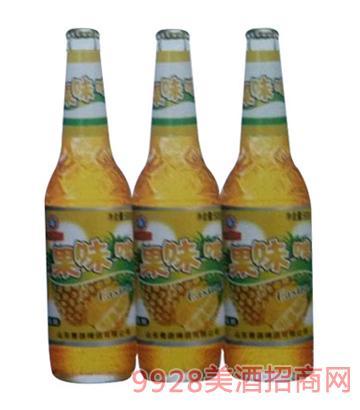 青邑果味啤啤酒11°P500ml