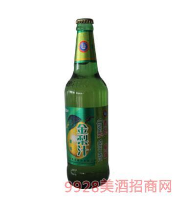 金梨汁啤酒11°P500ml