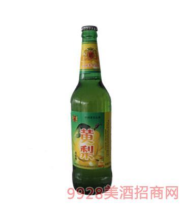 黄梨啤酒11°P500ml