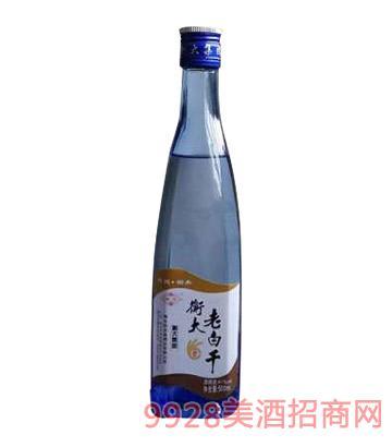 卧龙泉衡大大蓝瓶41度酒500ml
