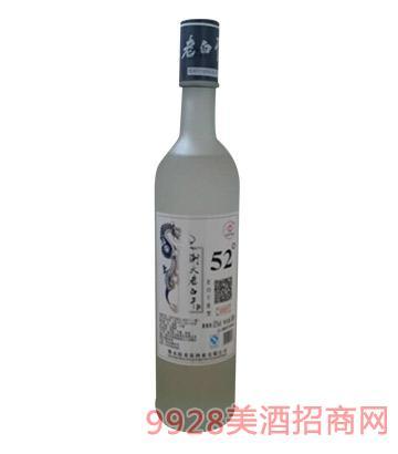 卧龙泉衡大大磨砂52度酒500ml