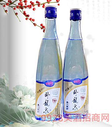 卧龙泉酒大蓝瓶41度500ml