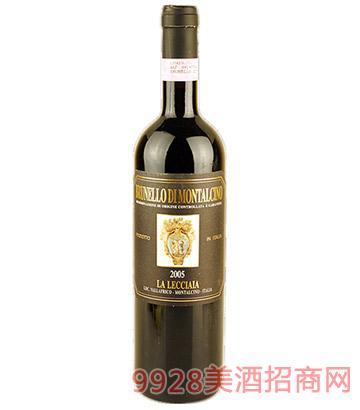 意大利乐雅布鲁耐罗DOCG干红葡萄酒