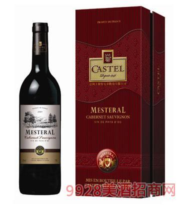 梅特罗赤霞珠干红葡萄酒