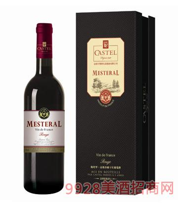 梅特罗珍酿干红葡萄酒