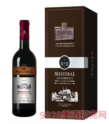 梅特罗AOC波尔多干红葡萄酒