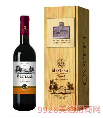 梅特罗西拉干红葡萄酒