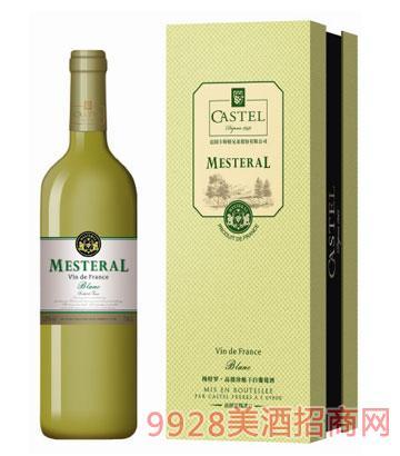 梅特罗珍酿干白葡萄酒