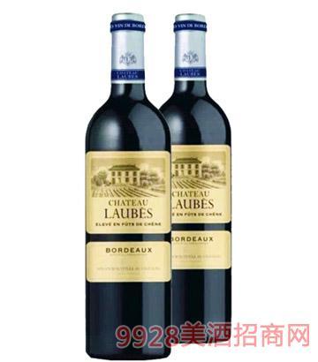 劳伯斯干红葡萄酒13.5度750ml