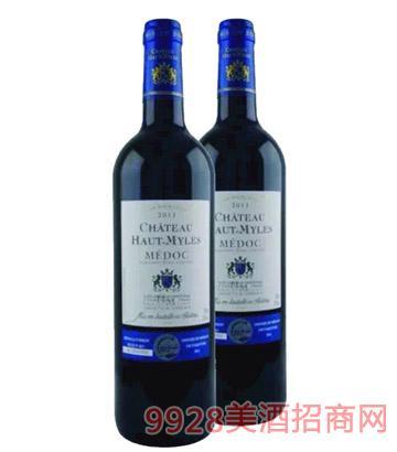 上米勒干红葡萄酒