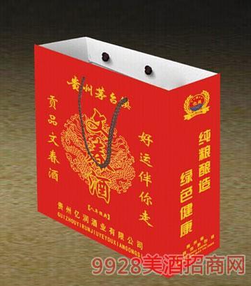文春酒红运礼盒