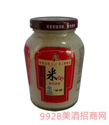 米酒米婆婆甜香酒酿(醪糟)