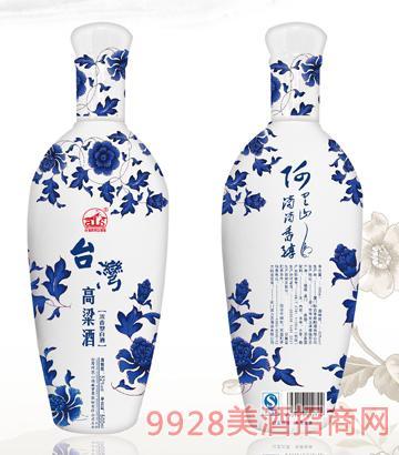 台湾高粱酒青花瓷A9-2