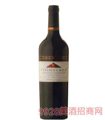 宝石湖酒园珍藏赤霞珠葡萄酒