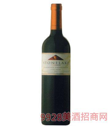 宝石湖珍藏赤霞珠葡萄酒