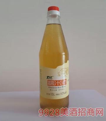 1500ml-10度家庭版糯米酒