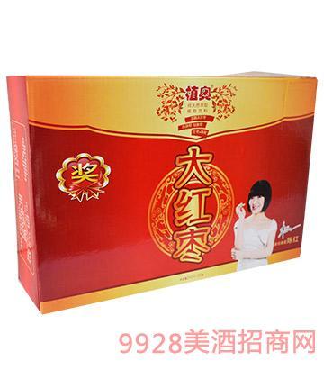植奥大红枣植物饮料330mlx20
