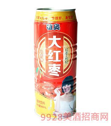 植奥大红枣植物饮料360mlx20