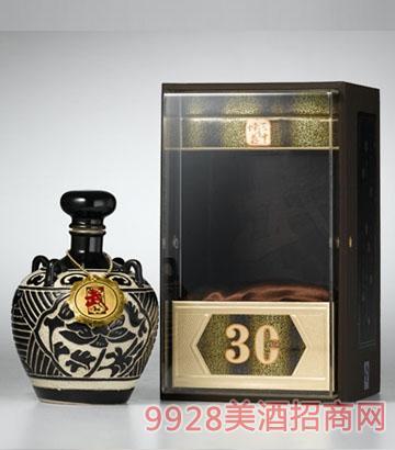 普康坛藏30年酒
