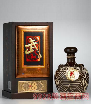 普康坛藏18年酒