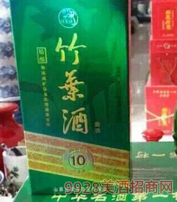 竹葉青10酒