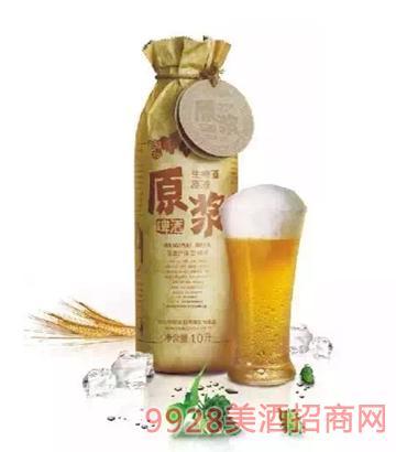 青岛啤酒原浆1l