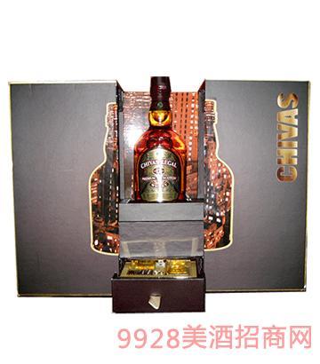 芝华士酒12年礼盒