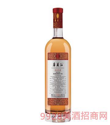 宁夏红12°红色传杞酒
