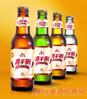 勇不倒中国梦啤酒600ml11°P