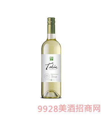 塔昆珍藏长相思干白葡萄酒2013