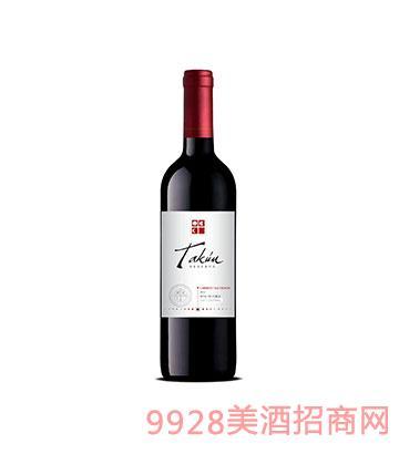 塔昆珍藏赤霞珠干红葡萄酒2012