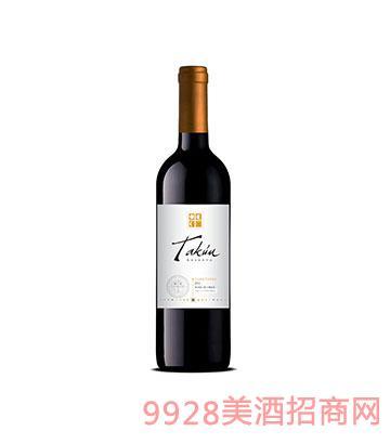 塔昆珍藏卡曼尼干红葡萄酒2012