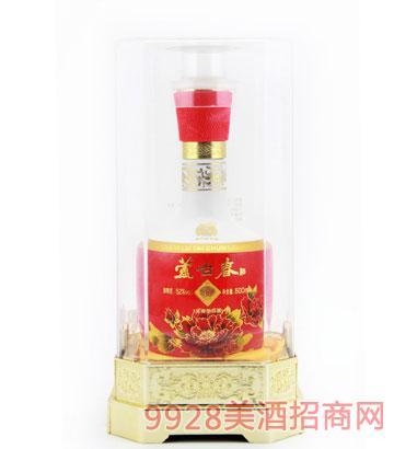 珍藏红瓷酒