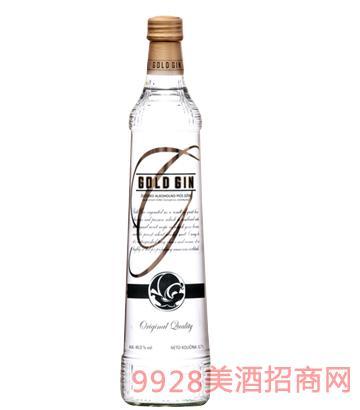 金色杜松子酒