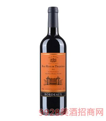 帝瑞特波尔多AOC干红葡萄酒