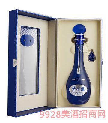 梦之蓝洋河蓝色经典M645度酒