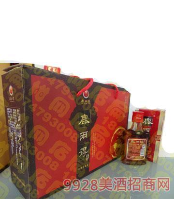 鹿两得酒-125毫升×8瓶礼盒装