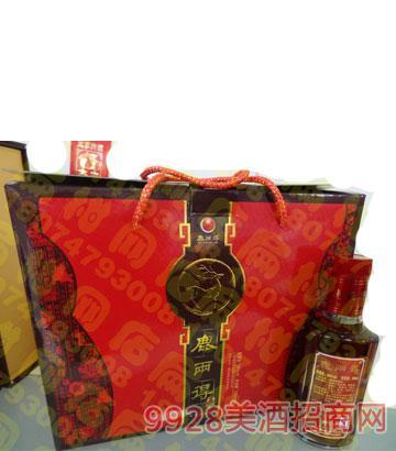 鹿两得酒-300毫升×3瓶礼盒装