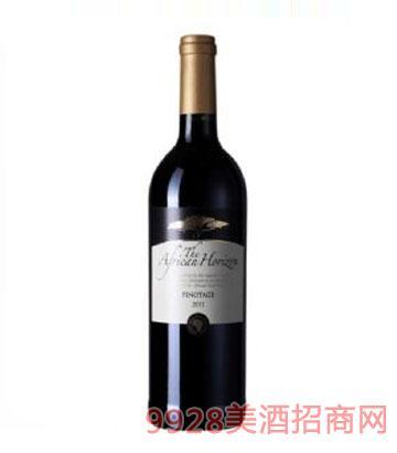 非洲地平线品乐塔吉干红葡萄酒