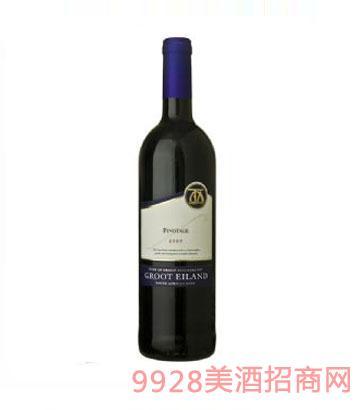 格露爱蓝解百纳萧伟昂干红葡萄酒