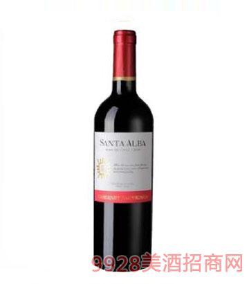 圣塔赤霞珠干红葡萄酒
