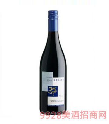 仙乐都色拉子2004干红葡萄酒